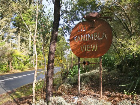 Kanimbla View Entrance